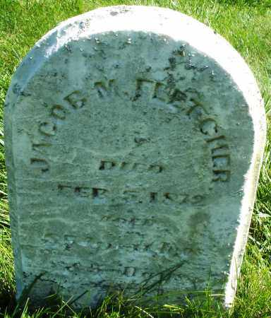 FLETCHER, JACOB M. - Madison County, Ohio | JACOB M. FLETCHER - Ohio Gravestone Photos
