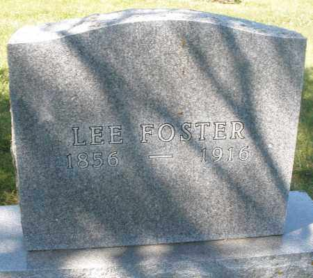 FOSTER, LEE - Madison County, Ohio   LEE FOSTER - Ohio Gravestone Photos