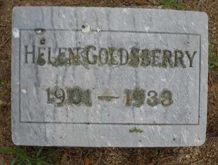GOLDSBERRY, HELEN - Madison County, Ohio | HELEN GOLDSBERRY - Ohio Gravestone Photos