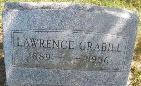 GRABILL, LAWRENCE - Madison County, Ohio   LAWRENCE GRABILL - Ohio Gravestone Photos