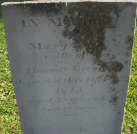 GREEN, MARY - Madison County, Ohio   MARY GREEN - Ohio Gravestone Photos