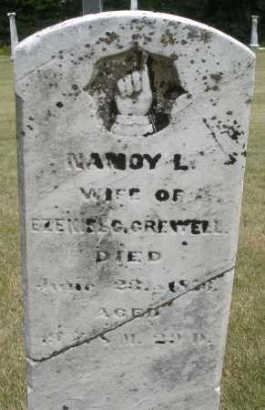 GREWELL, NANCY L. - Madison County, Ohio | NANCY L. GREWELL - Ohio Gravestone Photos