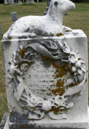 GUY, EDNA - Madison County, Ohio | EDNA GUY - Ohio Gravestone Photos