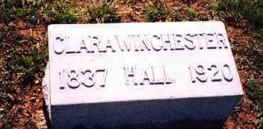 HALL, CLARA - Madison County, Ohio | CLARA HALL - Ohio Gravestone Photos