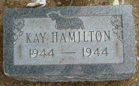 HAMILTON, KAY - Madison County, Ohio | KAY HAMILTON - Ohio Gravestone Photos