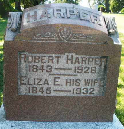 HARPER, ROBERT - Madison County, Ohio | ROBERT HARPER - Ohio Gravestone Photos