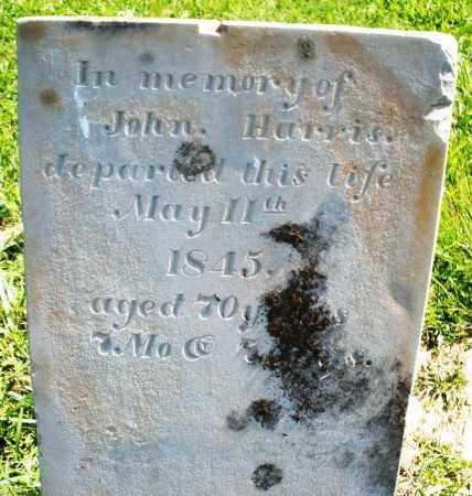 HARRIS, JOHN - Madison County, Ohio | JOHN HARRIS - Ohio Gravestone Photos
