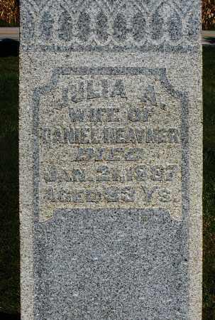 HEAVNER, JULIA A. - Madison County, Ohio | JULIA A. HEAVNER - Ohio Gravestone Photos