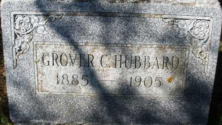 HUBBARD, GROVER C. - Madison County, Ohio   GROVER C. HUBBARD - Ohio Gravestone Photos