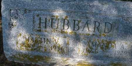 HUBBARD, MARTIN V. - Madison County, Ohio | MARTIN V. HUBBARD - Ohio Gravestone Photos
