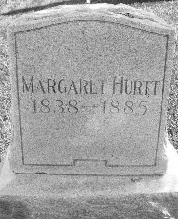 HURTT, MARGARET - Madison County, Ohio | MARGARET HURTT - Ohio Gravestone Photos
