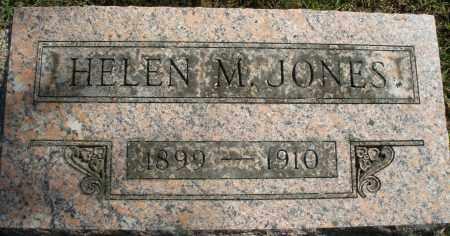 JONES, HELEN M. - Madison County, Ohio | HELEN M. JONES - Ohio Gravestone Photos