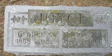 JOYCE, GEORGE A. - Madison County, Ohio | GEORGE A. JOYCE - Ohio Gravestone Photos
