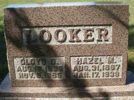 LOOKER, CLOYD D. - Madison County, Ohio | CLOYD D. LOOKER - Ohio Gravestone Photos
