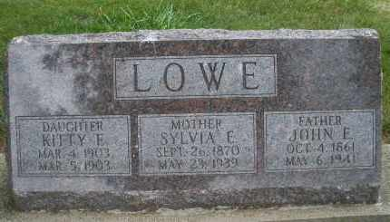 LOWE, JOHN - Madison County, Ohio | JOHN LOWE - Ohio Gravestone Photos