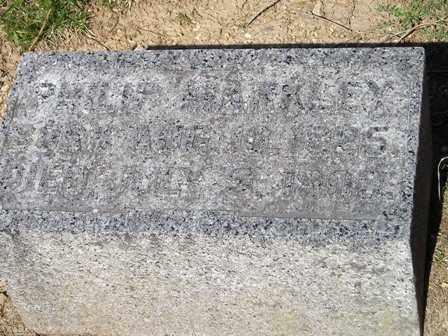MARKLEY, PHILIP CRYDER - Madison County, Ohio | PHILIP CRYDER MARKLEY - Ohio Gravestone Photos
