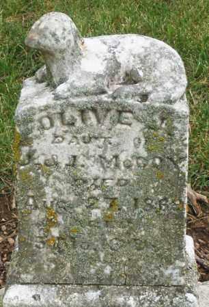 MCCOY, OLIVE J. - Madison County, Ohio | OLIVE J. MCCOY - Ohio Gravestone Photos