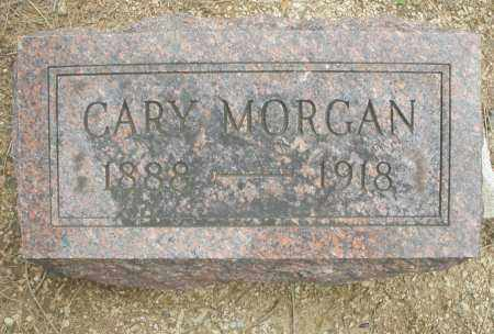 MORGAN, CARY - Madison County, Ohio | CARY MORGAN - Ohio Gravestone Photos