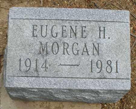 MORGAN, EUGENE H. - Madison County, Ohio   EUGENE H. MORGAN - Ohio Gravestone Photos
