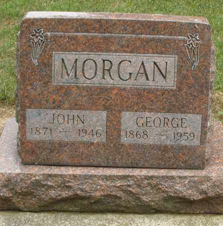 MORGAN, JOHN - Madison County, Ohio | JOHN MORGAN - Ohio Gravestone Photos