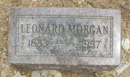 MORGAN, LEONARD - Madison County, Ohio | LEONARD MORGAN - Ohio Gravestone Photos