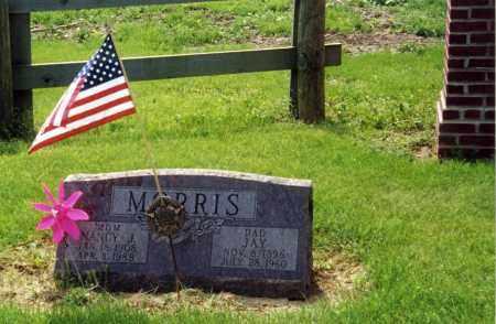 MORRIS, JAY - Madison County, Ohio | JAY MORRIS - Ohio Gravestone Photos