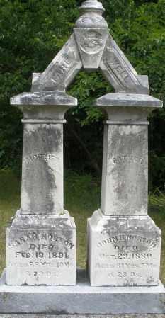 NORTON, JOHN - Madison County, Ohio | JOHN NORTON - Ohio Gravestone Photos