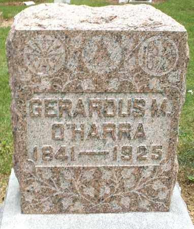 O'HARRA, GERAROUS M. - Madison County, Ohio | GERAROUS M. O'HARRA - Ohio Gravestone Photos