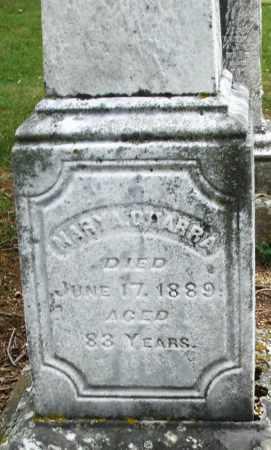 O'HARRA, MARY A. - Madison County, Ohio | MARY A. O'HARRA - Ohio Gravestone Photos