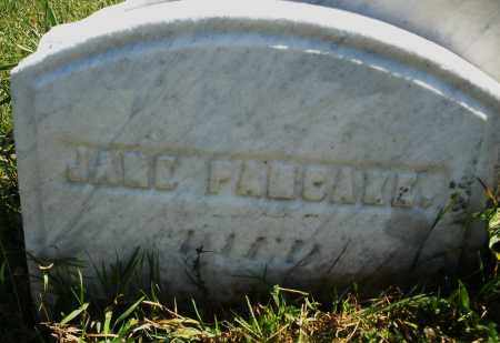 PANCAKE, JANE - Madison County, Ohio | JANE PANCAKE - Ohio Gravestone Photos