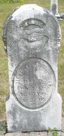 PATTERSON, BARNAMAS - Madison County, Ohio | BARNAMAS PATTERSON - Ohio Gravestone Photos