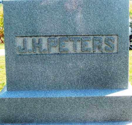 PETERS, MONUMENT - Madison County, Ohio | MONUMENT PETERS - Ohio Gravestone Photos