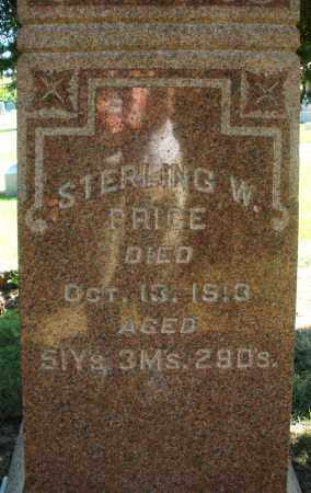 PRICE, STERLING W. - Madison County, Ohio | STERLING W. PRICE - Ohio Gravestone Photos