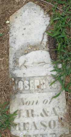REASON, JOSEPH - Madison County, Ohio | JOSEPH REASON - Ohio Gravestone Photos