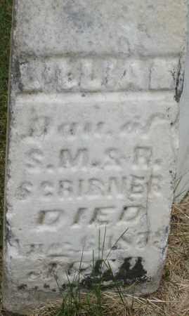 SCRIBNER, LILLIAN - Madison County, Ohio   LILLIAN SCRIBNER - Ohio Gravestone Photos