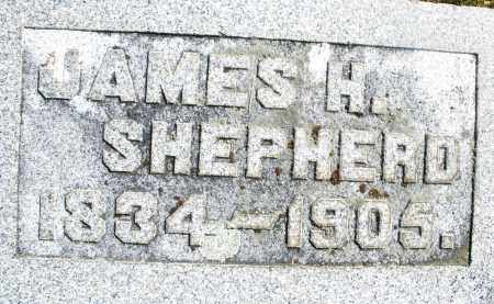 SHEPHERD, JAMES H. - Madison County, Ohio | JAMES H. SHEPHERD - Ohio Gravestone Photos