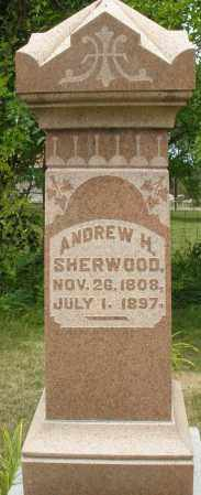 SHERWOOD, ANDREW H. - Madison County, Ohio | ANDREW H. SHERWOOD - Ohio Gravestone Photos