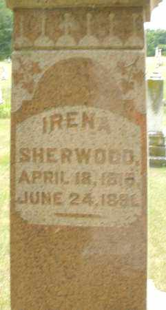 SHERWOOD, IRENA - Madison County, Ohio | IRENA SHERWOOD - Ohio Gravestone Photos