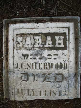 SHERWOOD, SARAH - Madison County, Ohio | SARAH SHERWOOD - Ohio Gravestone Photos