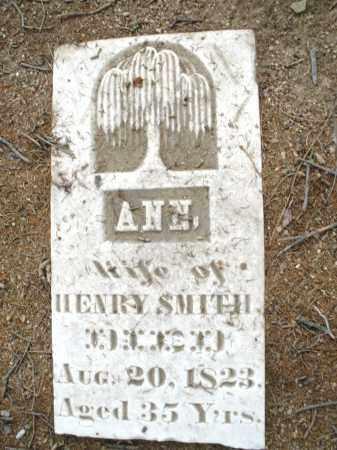 SMITH, ANN - Madison County, Ohio   ANN SMITH - Ohio Gravestone Photos