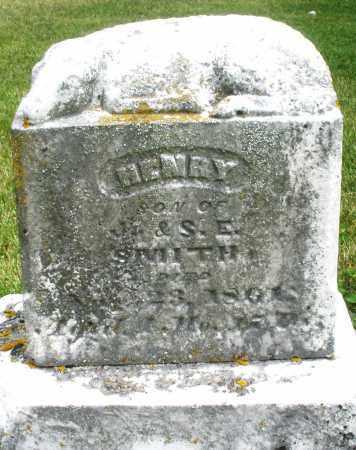 SMITH, HENRY - Madison County, Ohio | HENRY SMITH - Ohio Gravestone Photos
