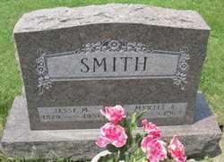 SMITH, MYRTLE - Madison County, Ohio | MYRTLE SMITH - Ohio Gravestone Photos