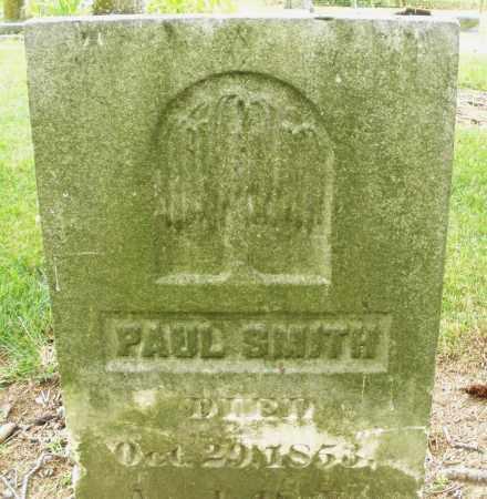 SMITH, PAUL - Madison County, Ohio   PAUL SMITH - Ohio Gravestone Photos