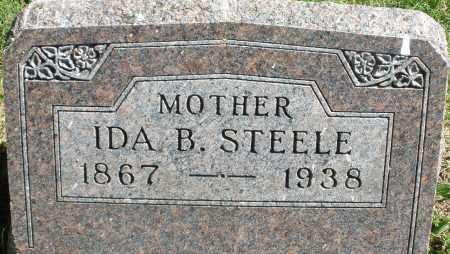 STEELE, IDA B. - Madison County, Ohio | IDA B. STEELE - Ohio Gravestone Photos