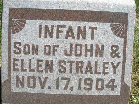 STRALEY, INFANT SON - Madison County, Ohio | INFANT SON STRALEY - Ohio Gravestone Photos