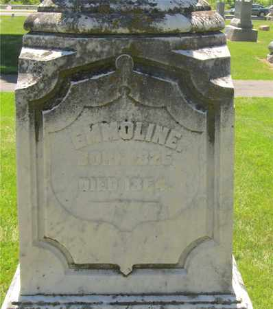 STUTSON, EMOLINE - Madison County, Ohio | EMOLINE STUTSON - Ohio Gravestone Photos