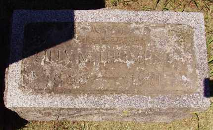 BUSSARD THOMPSON, LILLY M. - Madison County, Ohio | LILLY M. BUSSARD THOMPSON - Ohio Gravestone Photos