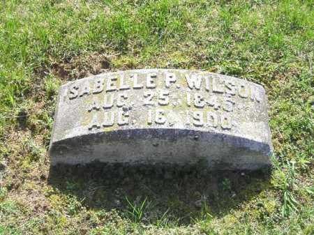 KOOGLER WILSON, ISABELLE PARSONS - Madison County, Ohio | ISABELLE PARSONS KOOGLER WILSON - Ohio Gravestone Photos