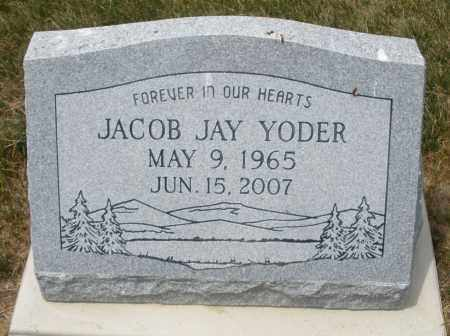 YODER, JACOB JAY - Madison County, Ohio   JACOB JAY YODER - Ohio Gravestone Photos