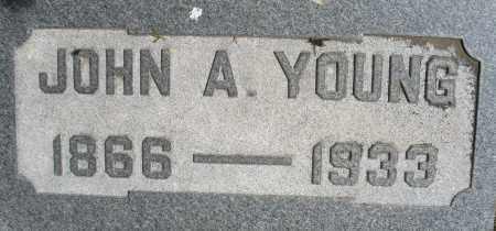 YOUNG, JOHN A. - Madison County, Ohio | JOHN A. YOUNG - Ohio Gravestone Photos